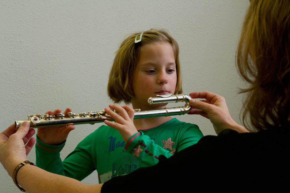 Cours de flûte